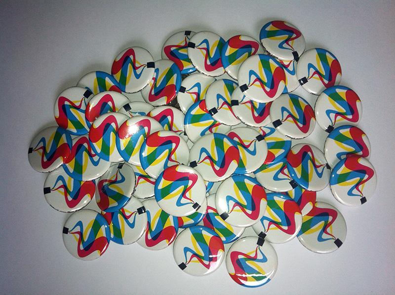 Badges créatifs